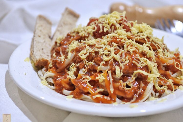 Knorr Lutong Nanay - Sweet Style Spaghetti