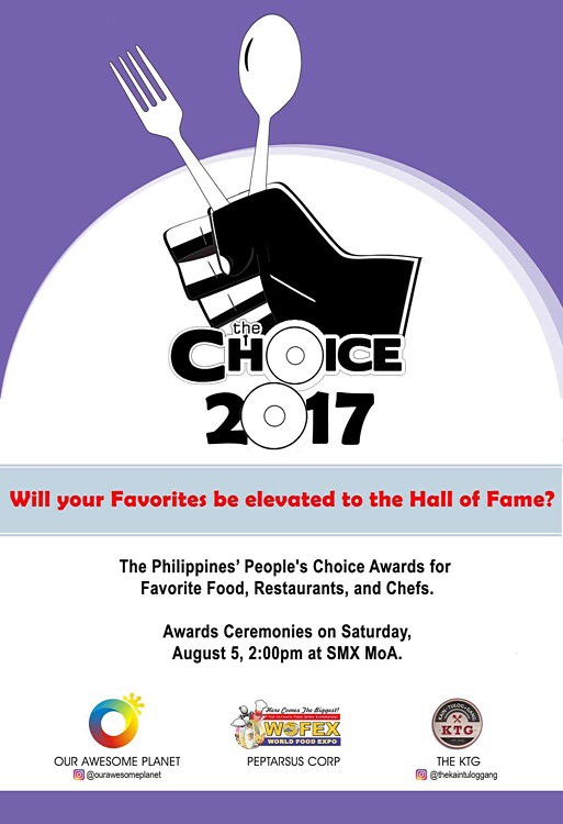 The Choice - 2017 - The KTG - Wofex - OAP