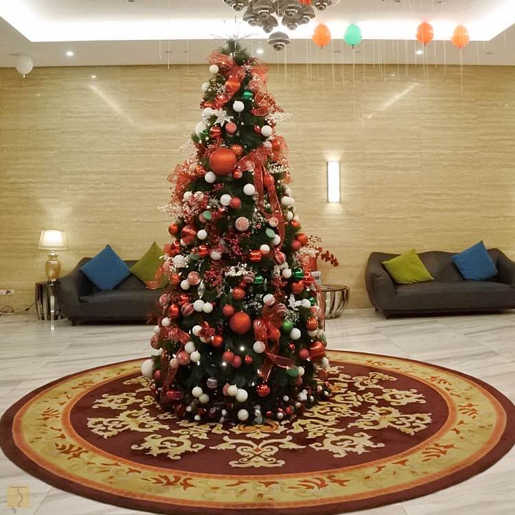 Golden Phoenix Hotel Manila - Holly Jolly Christmas