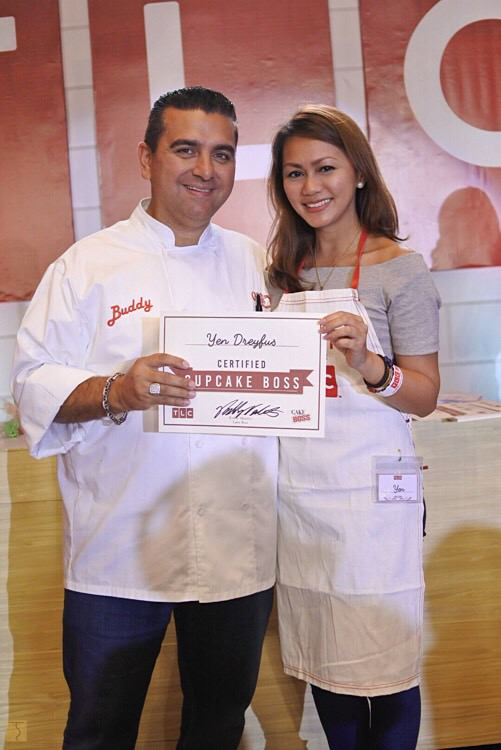 Masterclass with Cake Boss - TLC Southeast Asia - Buddy Valastro