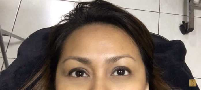GlamTatz - Eyebrows - Digital Hyper Realistic Brows using Nano needles