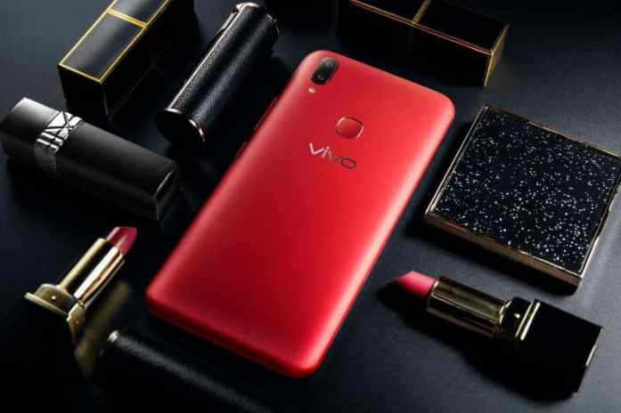 Vivo V9 Elegant Red