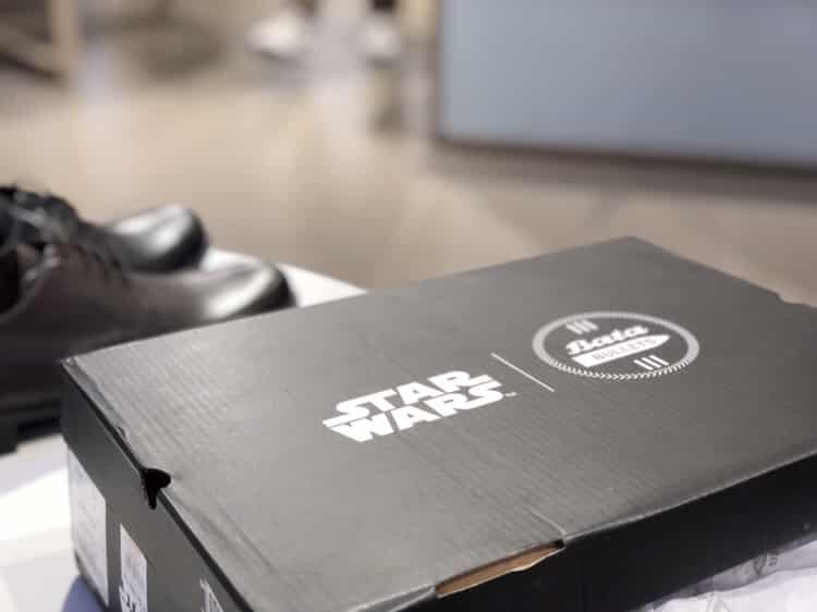 Bata Heritage Shoes - Star Wars - Bullet - Tennis