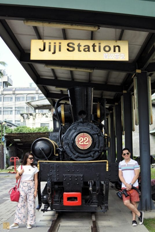 Panahon Sa Taiwan - Jiji Train Station - Cedar Tea House - Sun Moon Lake