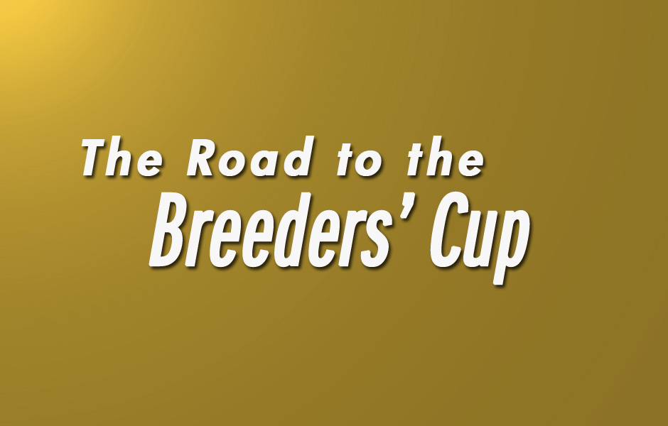 Keeler Johnson's Breeders' Cup Classic Rankings: 7-23-15