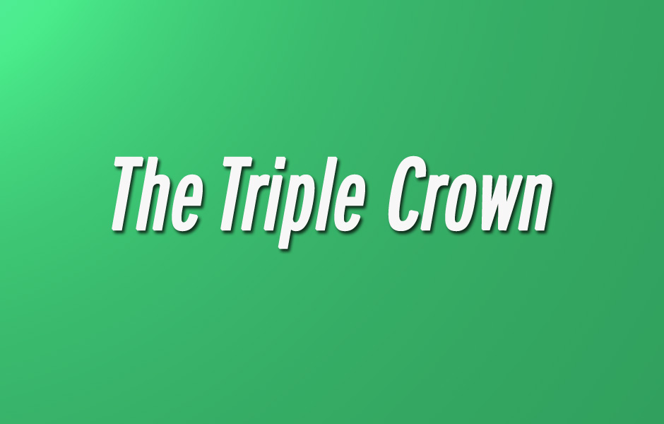 Infographic: 1943 Triple Crown Winner Count Fleet