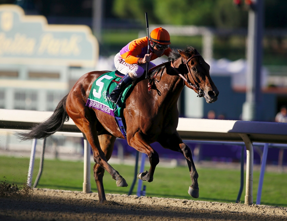 2015 Breeders' Cup Classic Post Positions