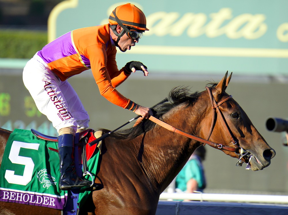 Was Beholder's Pacific Classic Time an American Record?