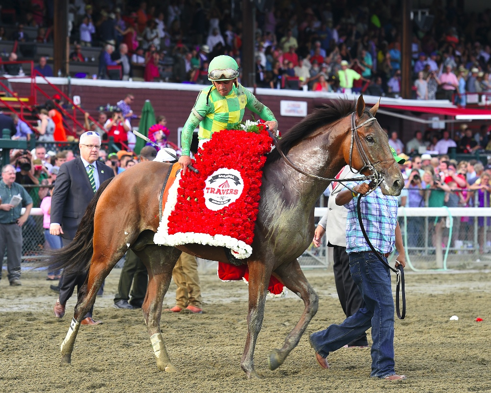 Keeler Johnson's Breeders' Cup Classic Rankings–September 2, 2015