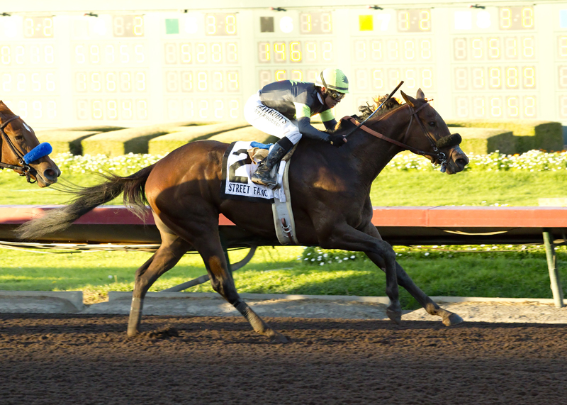 Weekend Recap: Street Fancy, Valid Impress With Stakes Wins