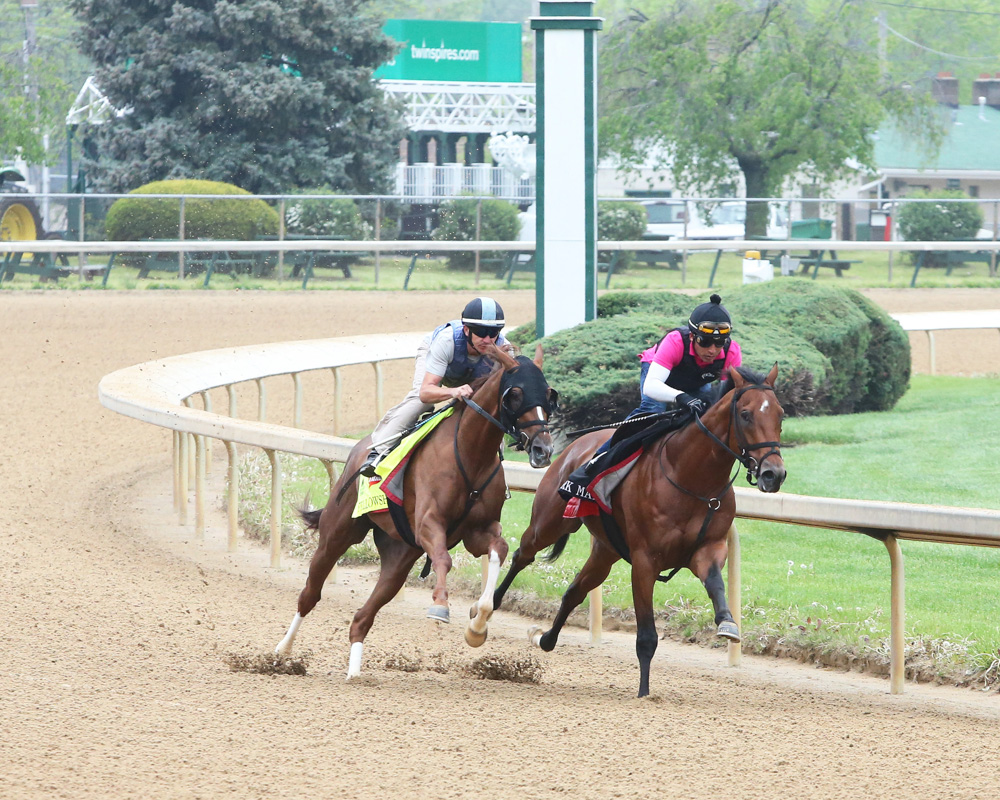 The Morning at Churchill in Photos and Videos, 4-23-16