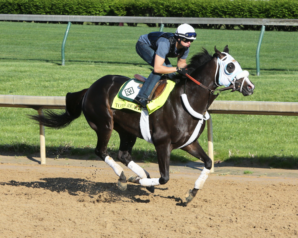 Maintenance Half-Mile is Mo Tom's Final Derby Workout