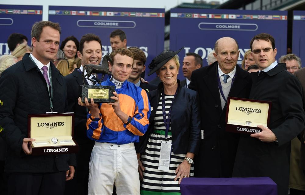 European Racing Report: O'Brien Unleashes Impressive 2yos at Naas