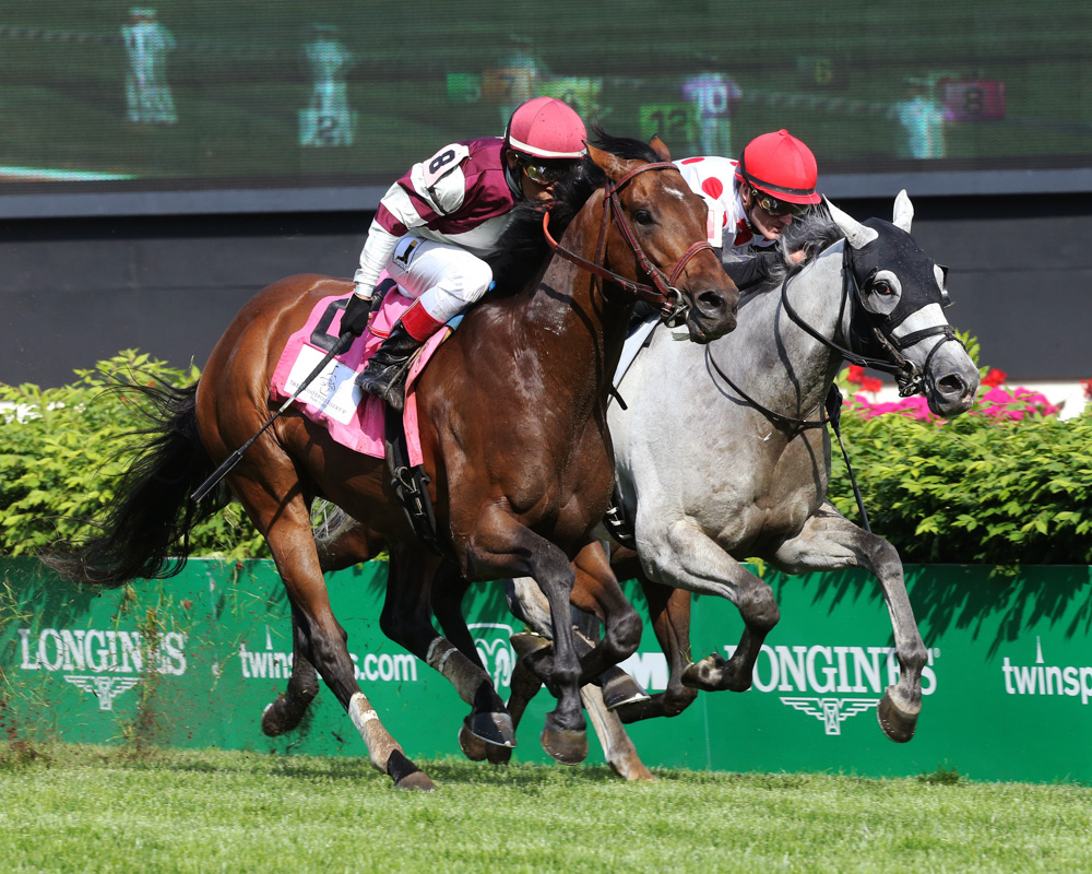 Keying Divisidero in the Woodford Reserve Turf Classic