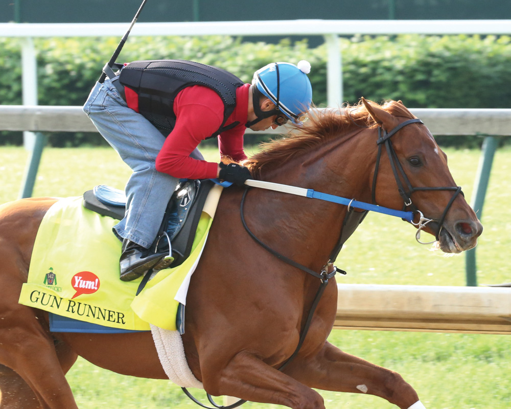 Breeders' Cup Workouts Report: 10-23-16