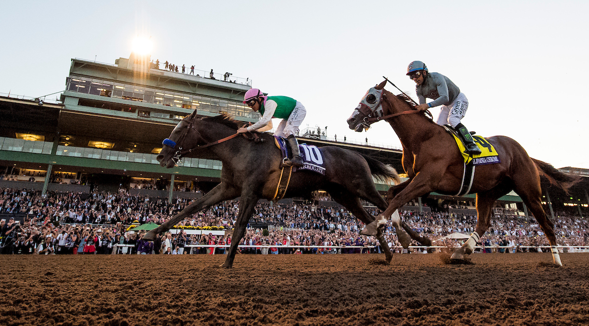 Will Arrogate Offer Betting Value in the Pacific Classic?