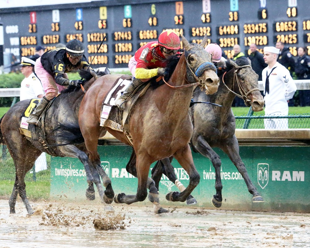 Looking for a Longshot in the Acorn Stakes