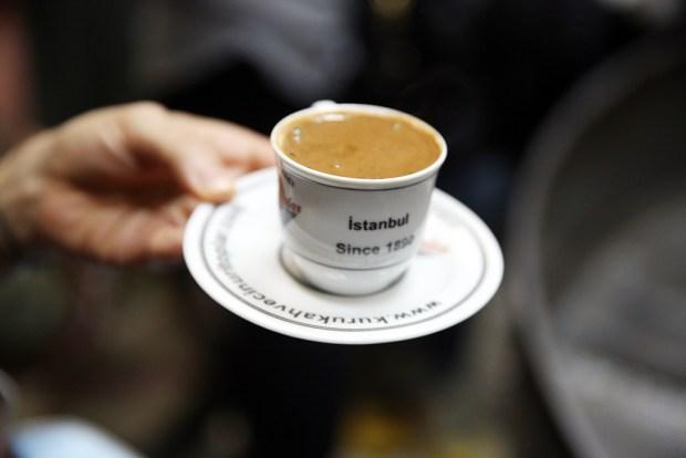 best turkish coffee brands, nuri toplar, turkish coffee, wood fire roasted coffee, istanbul coffee