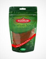 Bodrum Meatball Spice, Kofte Baharati