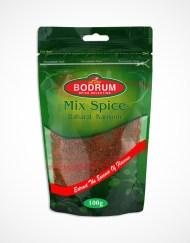 Bodrum Mix Spice, Baharat Karisimi
