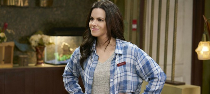 Schitts Creek Emily Hampshire On Delving Into Stevies Backstory  The TV Junkies
