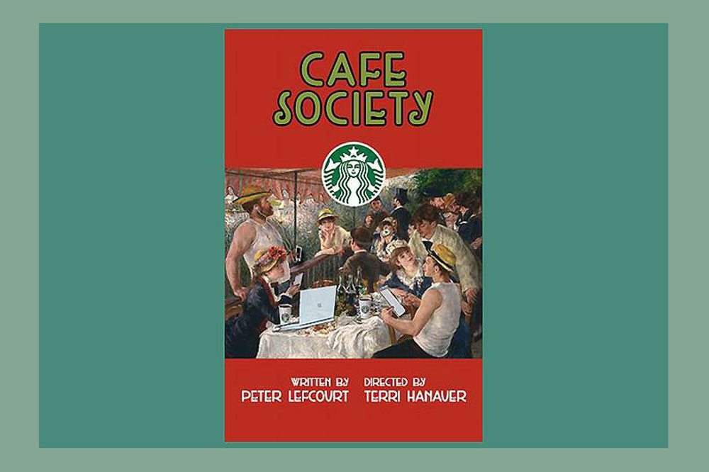 Peter Lefcourt's Cafe Society