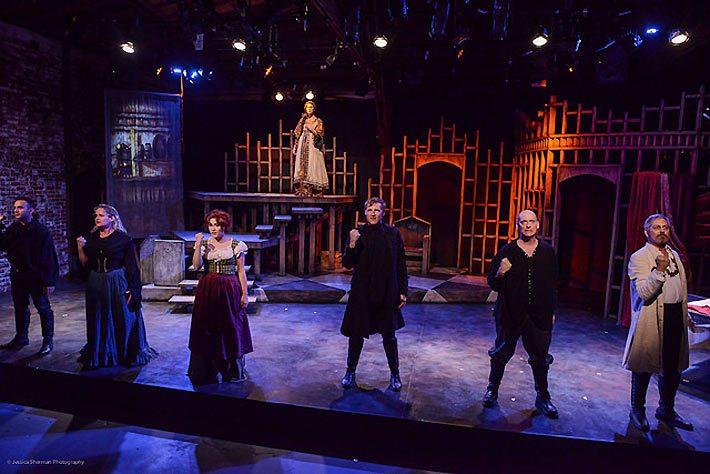 Sacred Fools Theater-Skullduggery