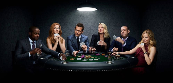 watch suits season 8 canada