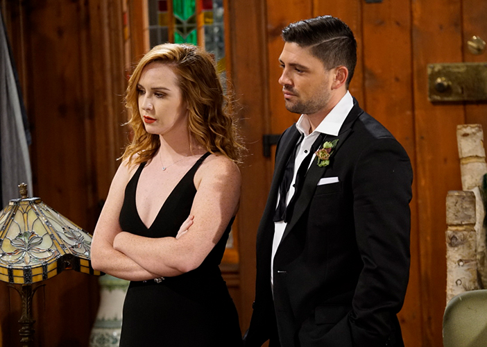 young and the restless nick sharon wedding spoilers