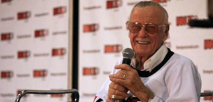 stan lee tribute space movie marathon
