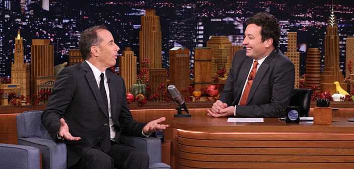 Late Night Circuit: Jerry Seinfeld, Beth Behrs, George R.R. Martin and More!
