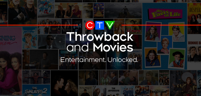 ctv movies and throwbacks
