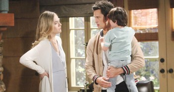 bold and the beautiful spoilers thomas hope liam
