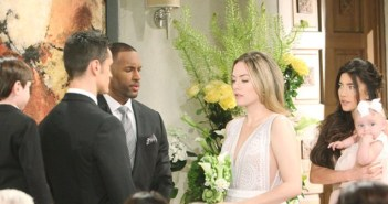 hope marries thomas bold and the beautiful spoilers