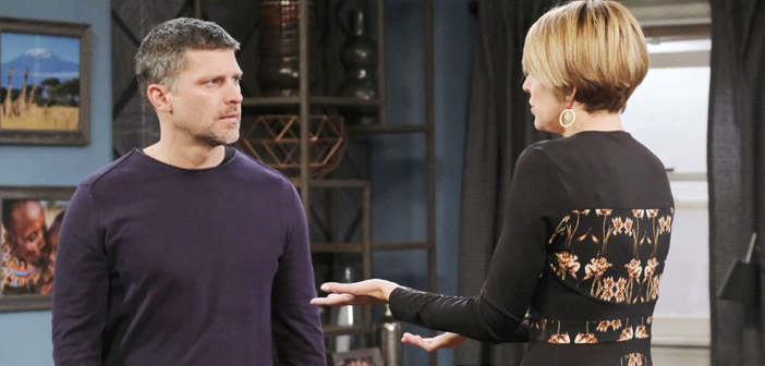 days of our lives spoilers eric finds out he's mickey's father