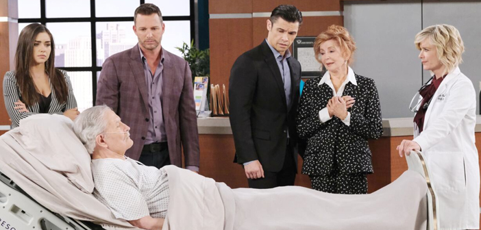 does victor die days of our lives spoilers