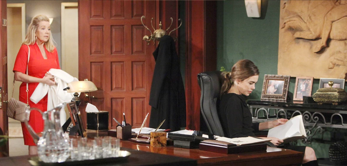 newman ceo spoilers young and the restless