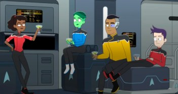 watch Star Trek lower decks canada