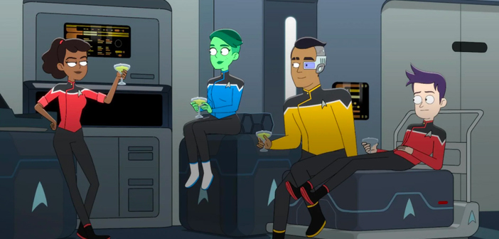 Star Trek: Lower Decks Premieres August 6 on Crave and CTV Sci-Fi Channel