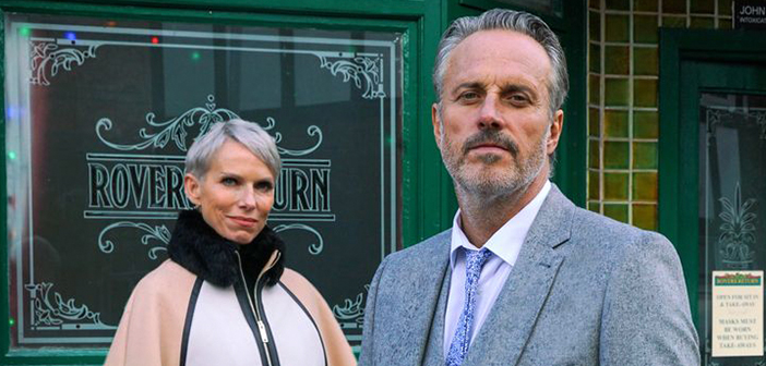 Debbie Ray spoilers coronation street