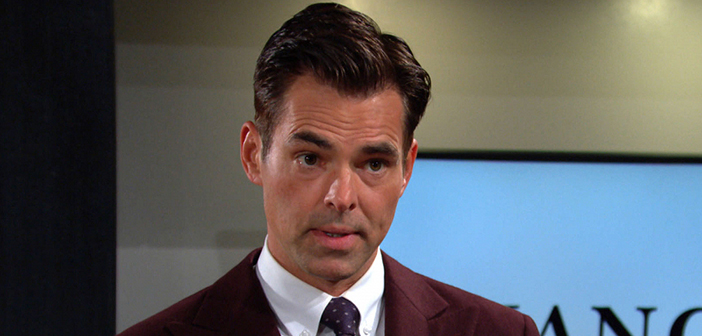 billy adam chance shooting spoilers young and the restless