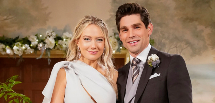 Abby and Chance Get Married as The Young and the Restless Celebrates 12,000 Episodes!