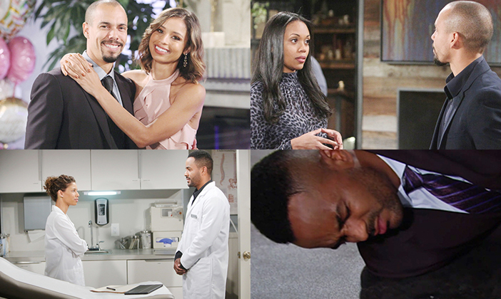 best and worst soap moments 2020 devon elena nate amanda young and the restless