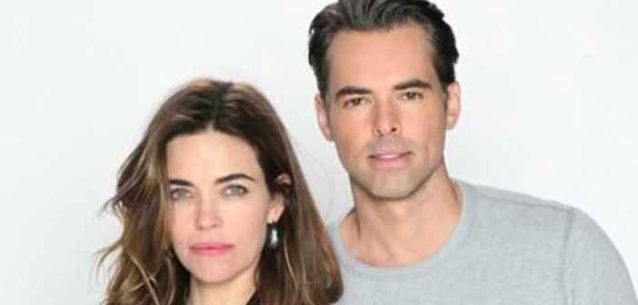 Victoria Billy Lily spoilers young and the restless