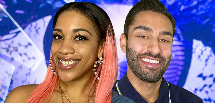 Big Brother Canada Exit Interview: Victoria Woghiren and Rohan Kapoor (Double Eviction)