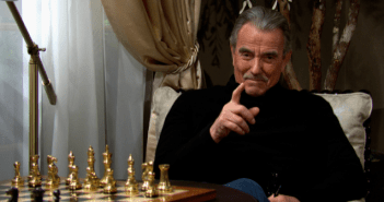 young and the restless spoilers victor prepares for battle against billy