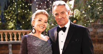 nikki tries to repair the rift between victor and nick young and the restless spoilers
