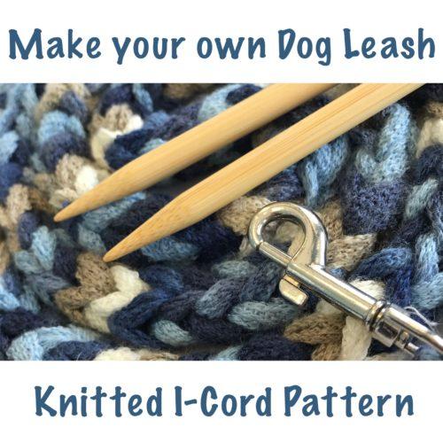 Lokis Leash Knitting Pattern Twisted Purl