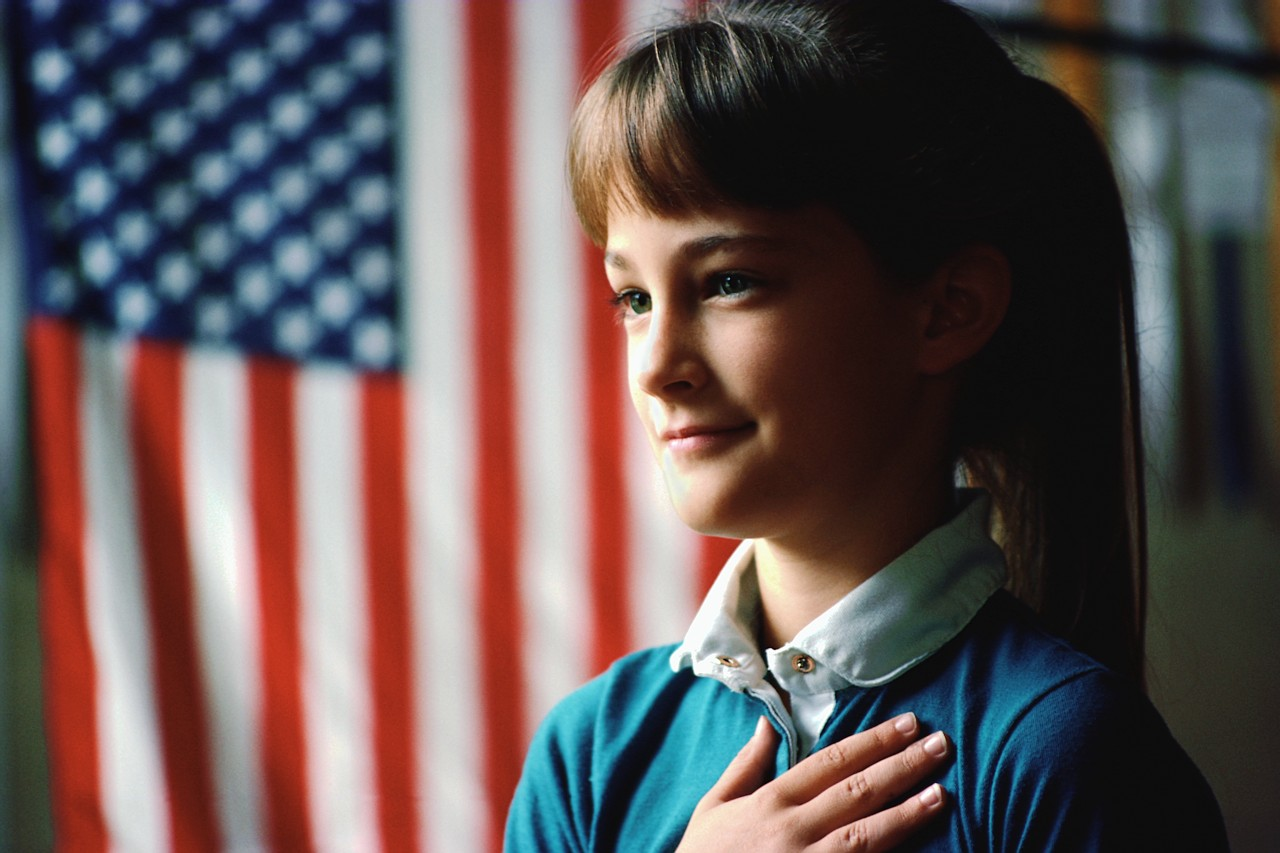 Why I Don T Say The Pledge Of Allegiance The Two Cities