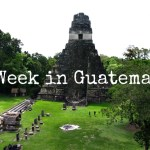 1 Week in Guatemala